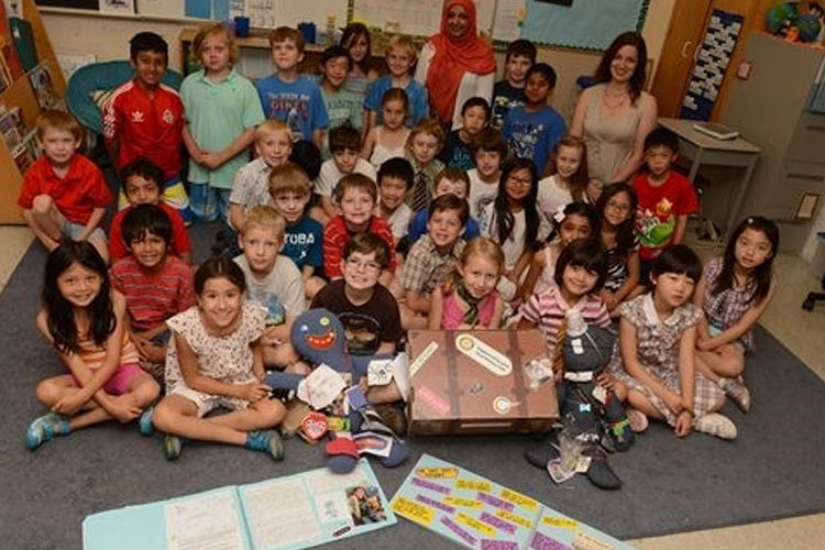 Pilgrim Wood Public School - Halton District School Board - Who Is NOBODY?