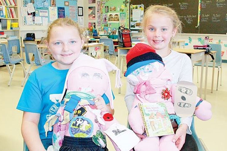 Holy Family Catholic Elementary School - Simcoe Muskoka Catholic District School Board - Who Is NOBODY?