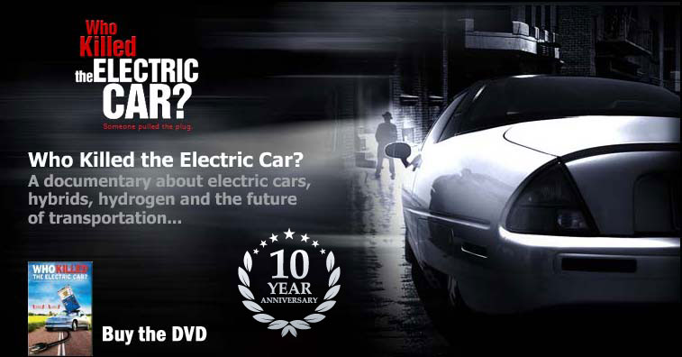 who killed the electric car 10 essay Who killed the electric car is a 2006 documentary film that explores the  creation, limited  hollywood reporter review, the hollywood reporter  archived july 10, 2006, at the wayback machine jump up ^ vonder haar, pete  who killed.