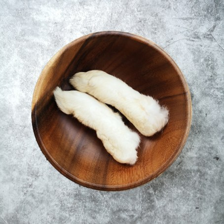Rabbit Feet for Dogs & Cats