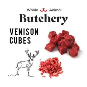 Venison Cubes