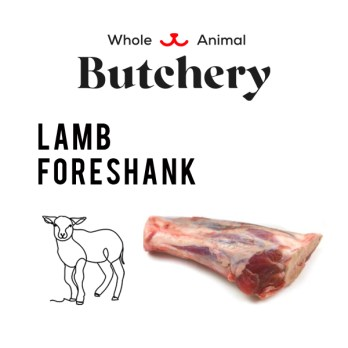 Lamb Foreshank