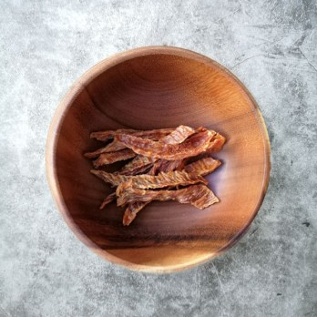 Air-Dried Turkey Jerky