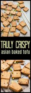 Crispy Asian Baked Tofu