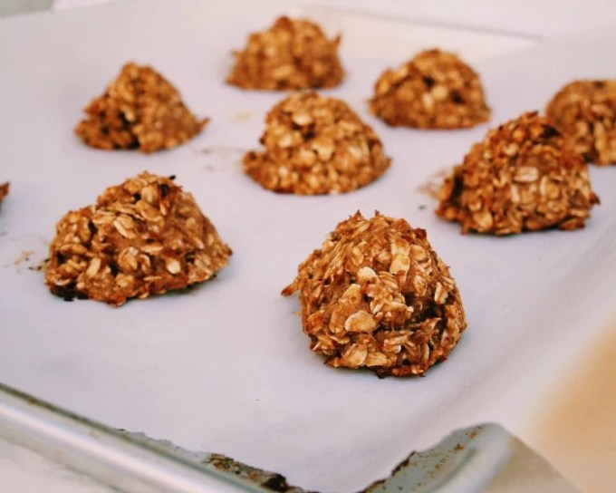 3 Ingredient Cookies @wholefoodbellies.com