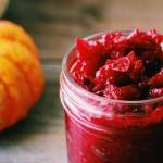 Cranberry and Vanilla Bean Butter