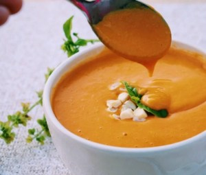 Sweet Potato and Corn Chowder