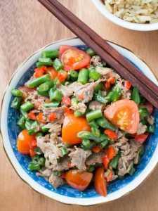 Clean Eating Meal Plan: Sichuan Beef