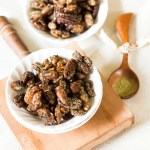 Green Tea Seasoned Candied Nuts