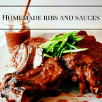 11 Homemade and Healthy BBQ Sauce and Ribs Recipes
