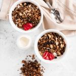 Bursting With Nuts Grain-Free Sugar-Free Granola