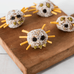 Allergy-Friendly Halloween Breakfast Bliss Balls