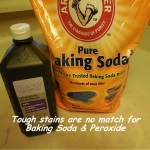 How To Remove Tough Stains Without Bleach