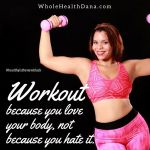Love our body enough to keep it strong and healthyhellip