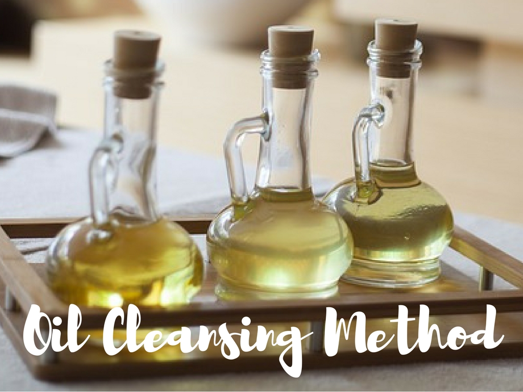Oil Cleansing: That's Right, I Wash My Face With Oil