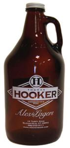 Thomas Hooker Growler