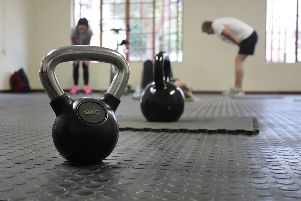 Weight Lifting - Kettle Bells