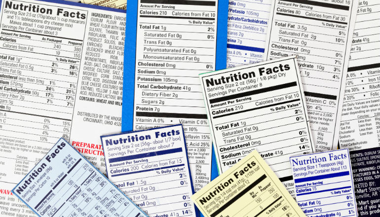 How To Read A Nutrition Facts Labeland Make Better Food