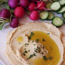 Legume-free Hummus