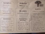 Dad Fills Out Daycare Questionnaire For His 11-month-old Daughter