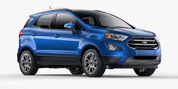 4 - Ford Ecosport Sweepstakes