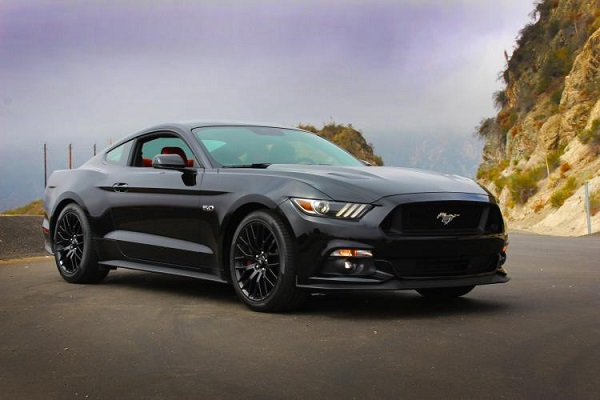 8 - Ford Mustang GT Giveaway