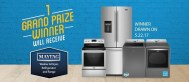 Maytag Makeover Sweepstakes