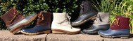 Win a Pair of Sperry Duck Boots