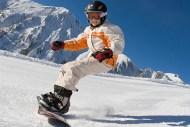 KIND Logo Snowboard Giveaway