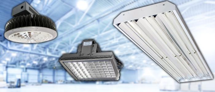 industrial lighting fixtures high