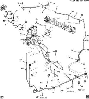 2000 Tahoe Brake Line Diagram | Online Wiring Diagram