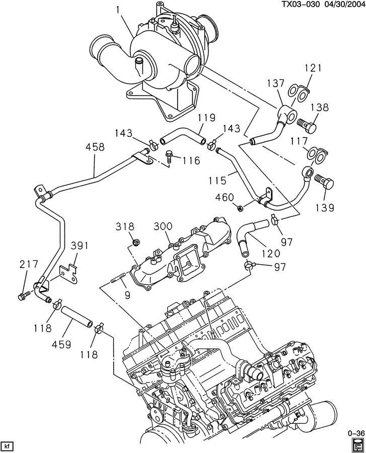 2000 Alero Parts Diagram