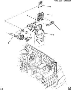 Chevrolet Cobalt Module Transmission control module Moduletrans, connectormodule, contwo