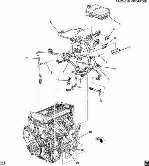 2006 Chevy Cobalt Electrical Schematic  Somurich