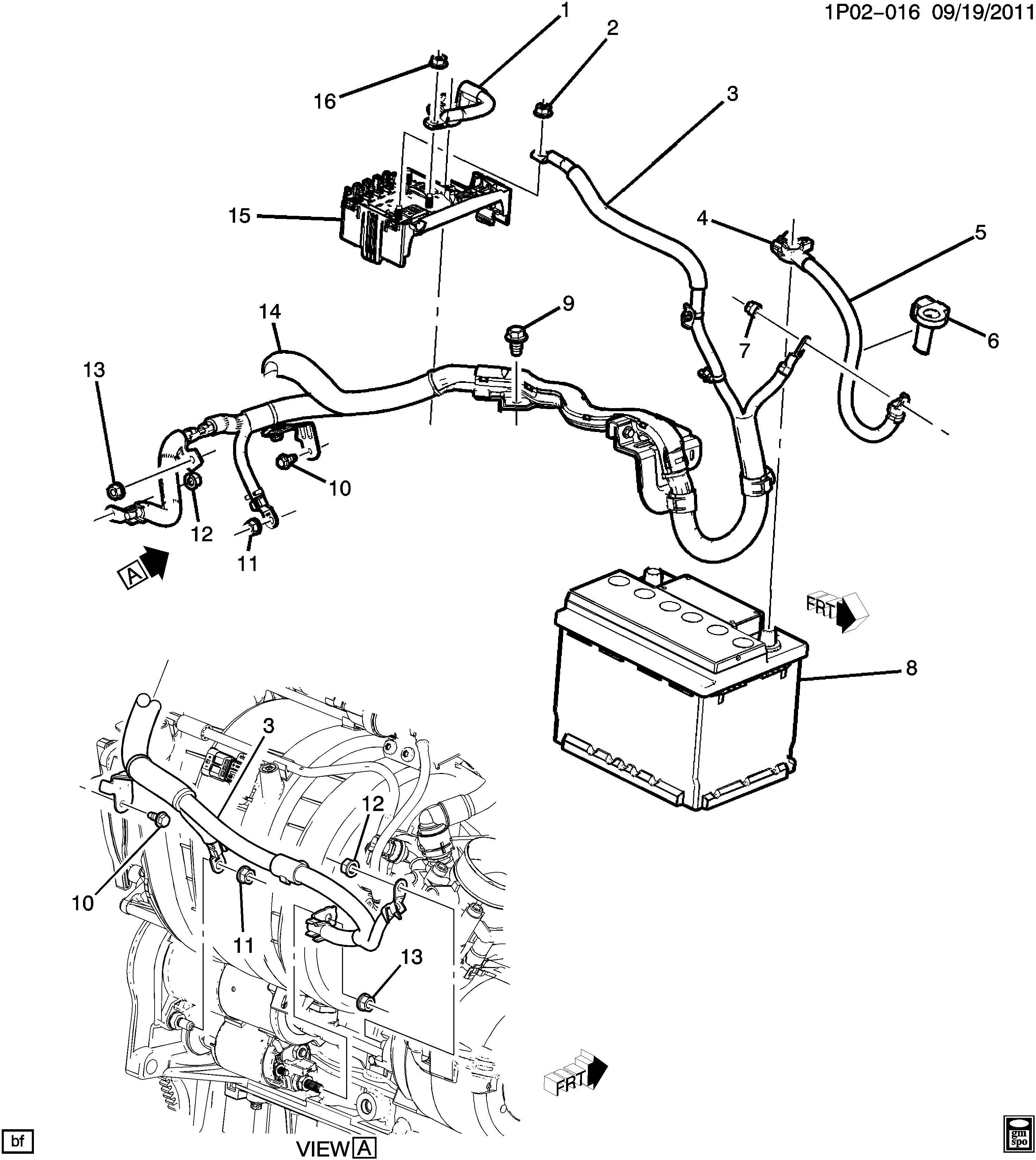 Diagram Dual Battery Wiring Diagram Chevy Full Version