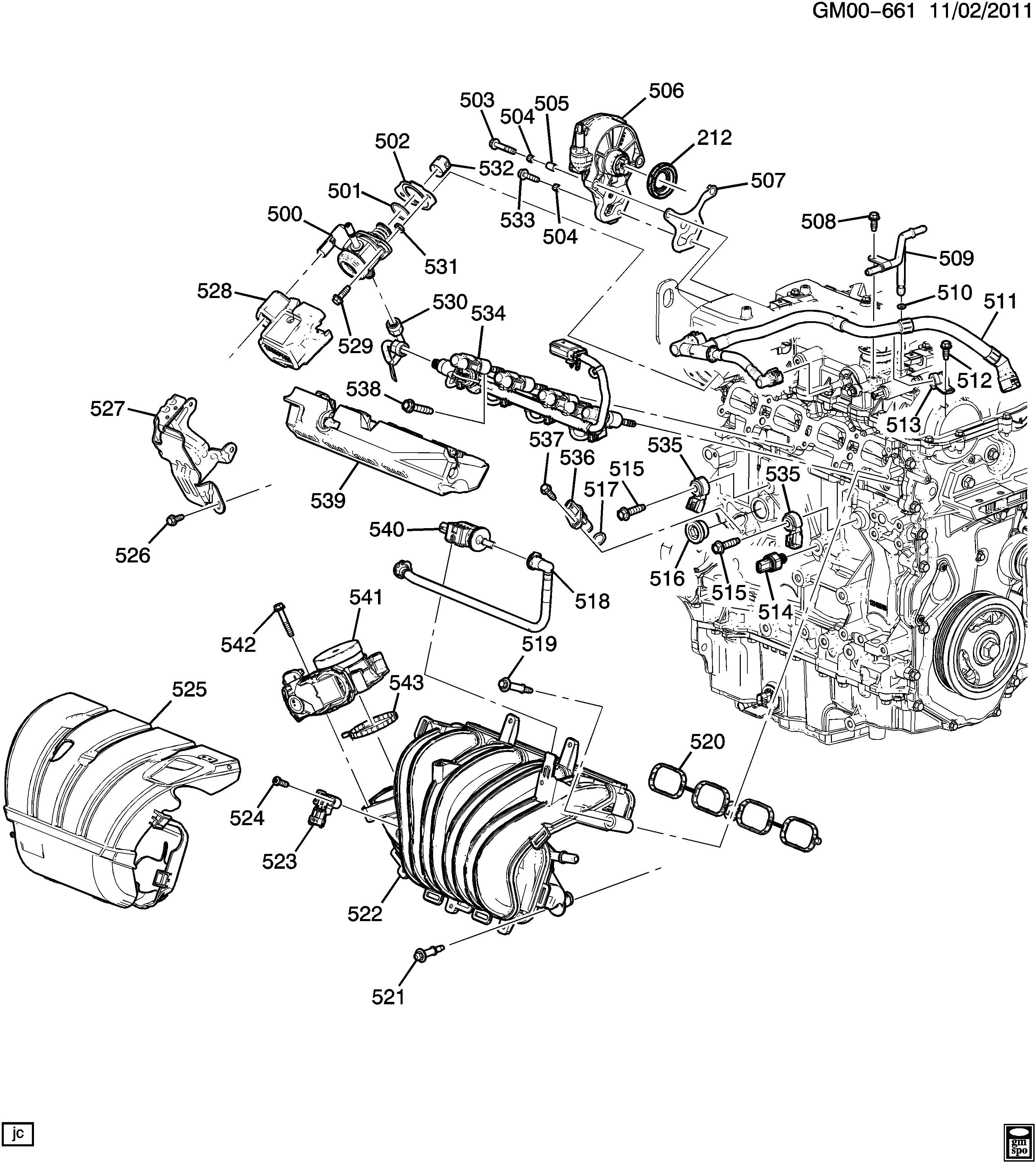 Chevrolet Malibu Pump Engine Vacuum Pump Pump Vac