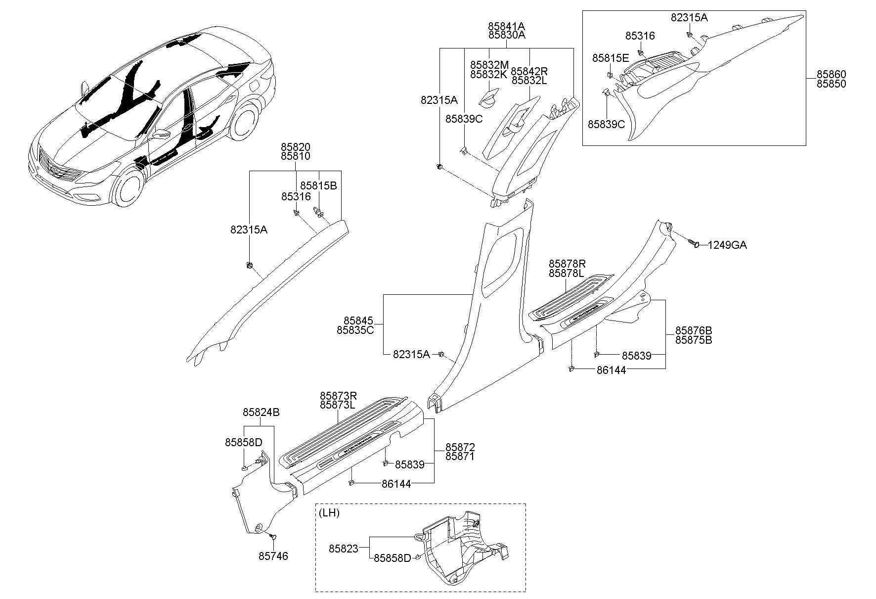 Msrp Hyundai Genesis Interior