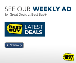 Find the Latest Best Buy Deals in Our Weekly Online Ad.