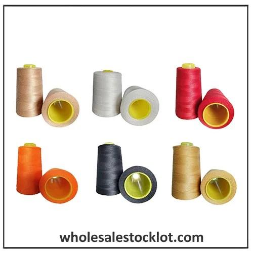 China Wholesaler Spun 100% Polyester Sewing Thread