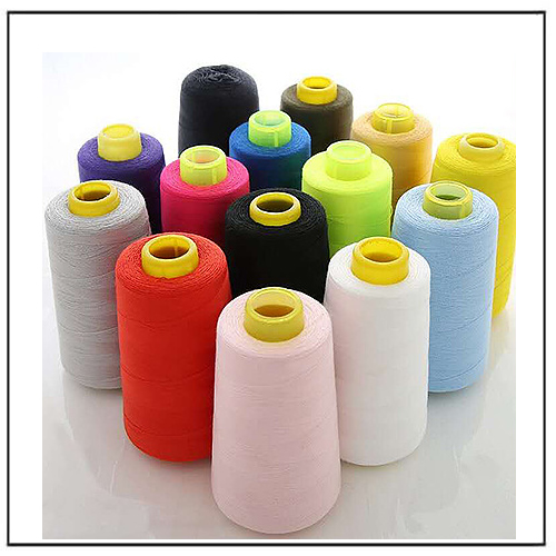 Poly Core 100% Spun Polyester Sewing Thread