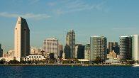 San Diego Skyline, RV Destination for Californian RVers