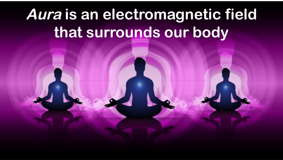 what exactly is human body aura