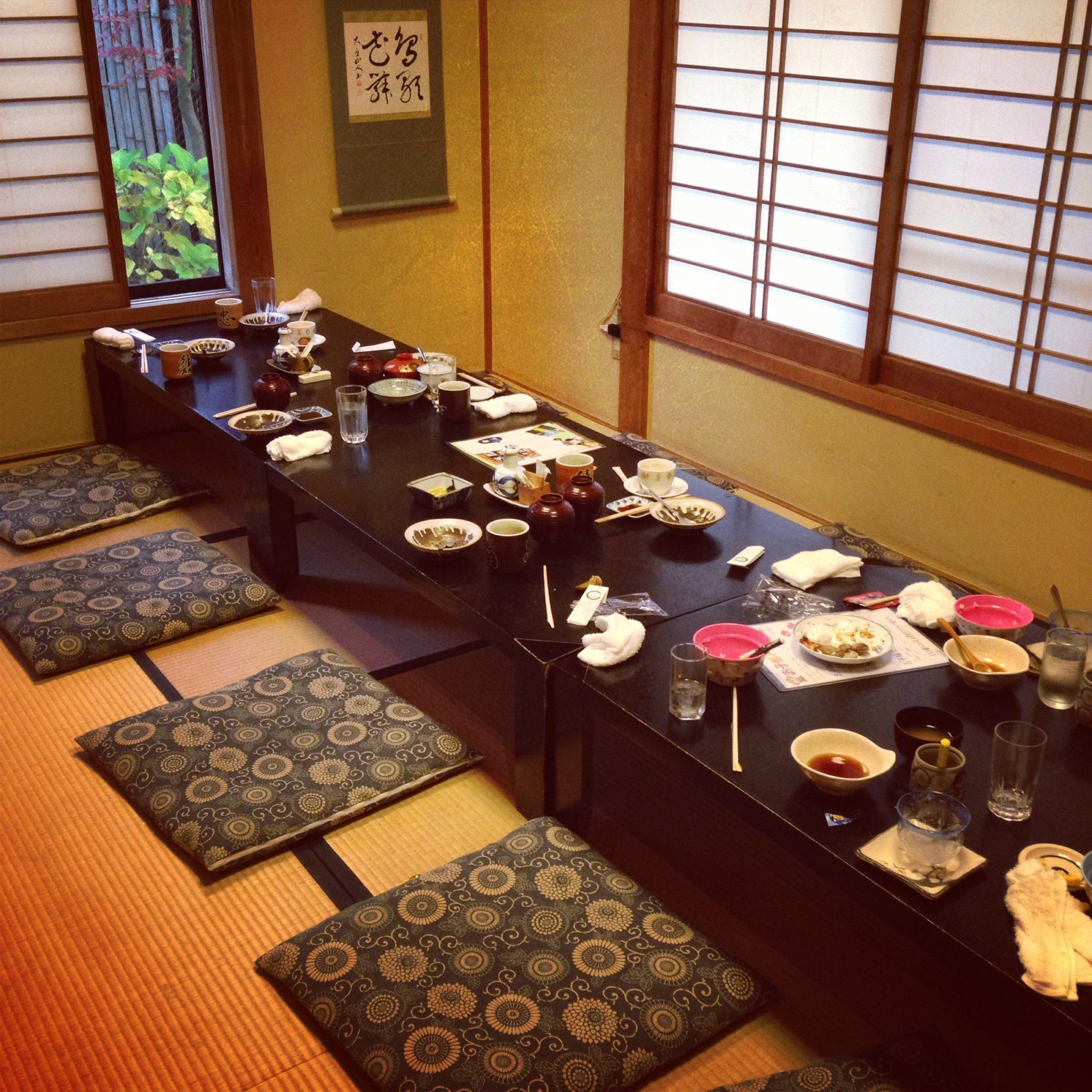 Sitting Cross Legged Floor Eat Asian Indian Culture Benefits Sukhasana