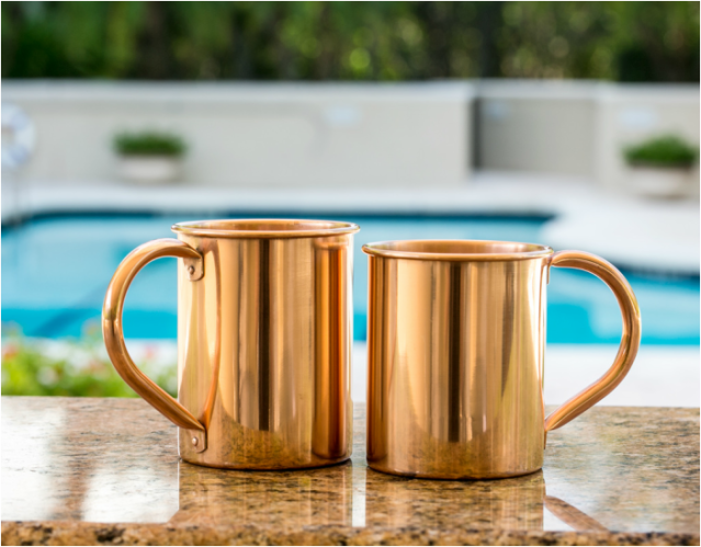 Health Benefits and Correct Way of drinking water stored in Copper Vessels