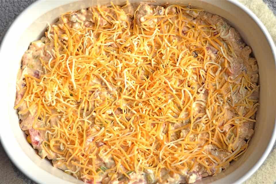 Creamy Baked Corn and Bacon Dip 3
