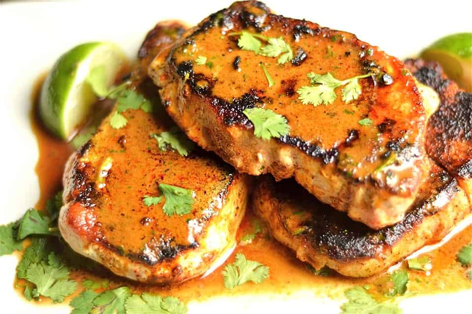 Creamy Smoky Chipotle Pork Chops 2 copy