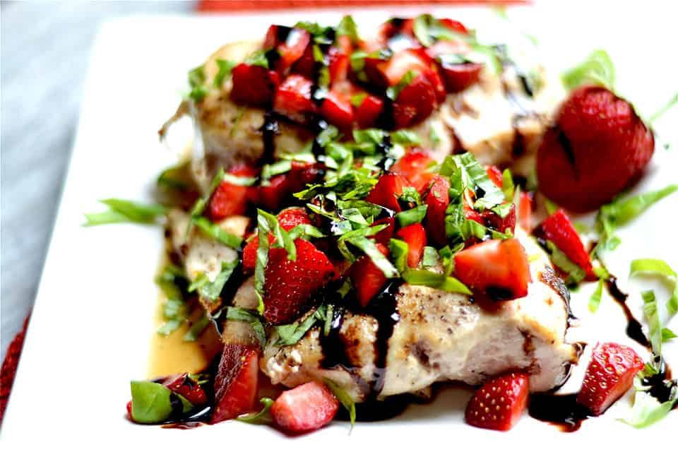 Strawberry Basil Chicken 2