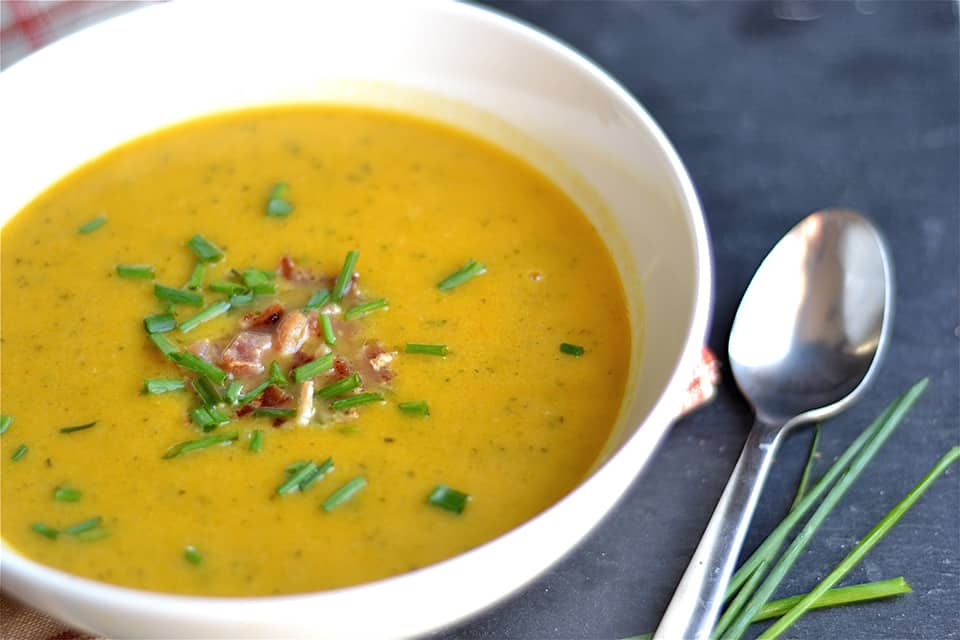 smoky-butternut-squash-soup-with-bacon-1