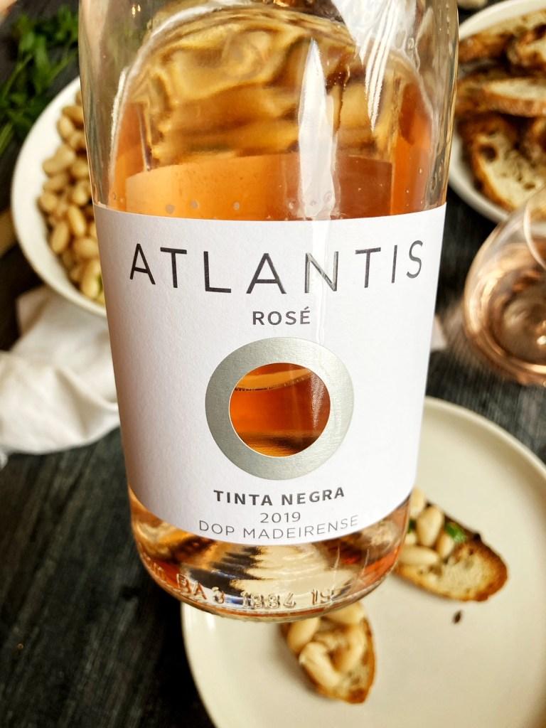 Atlantis Rose Tinta Negra Wine