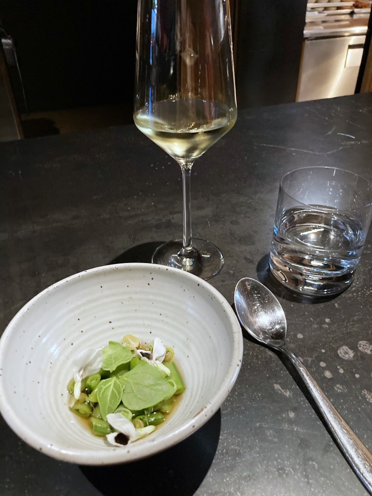 spring dish from nonesuch